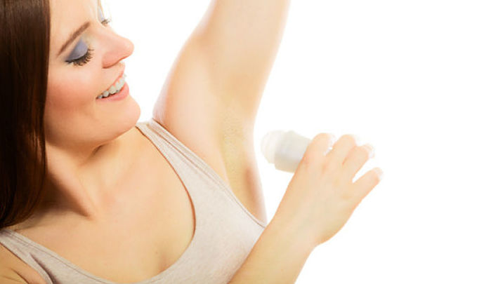 An explanation of what a non antiperspirant deodorant is