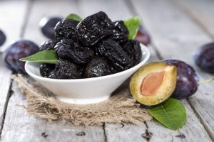 An explanation of the effectiveness of using prunes for constipation relief and prevention